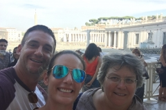 Rome with Margherita, the wonderful private tour guide
