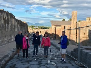 Private Tour of Pompei with Andrea, the best professional guide