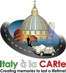 Link to Italy a la CARte home page